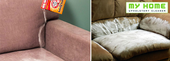 Couch Cleaning With Baking Soda